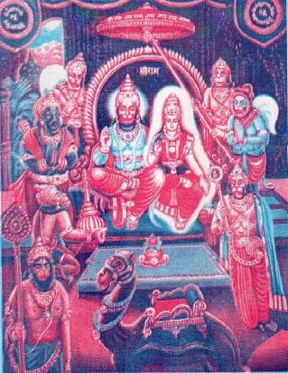 Suvarchala Hanumanthudu