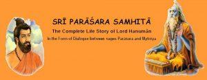 Parasara Samhit Patala-1
