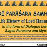 ŚRĪ PARĀŚARA SAMHITĀ – Features of Teaching the Hymns (1st Chapter)