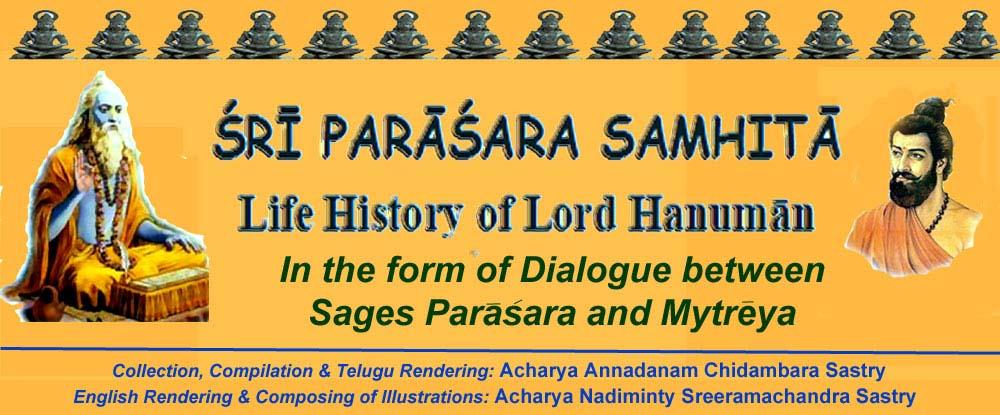 Sri Parasara Samhita